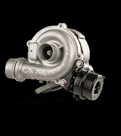 Турбина 811310-5002s на Fiat Punto 1.4
