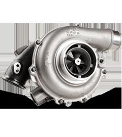Турбина 54409880001 на BMW 7 series 740d (F01)