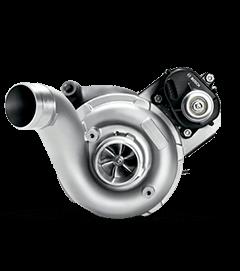 Турбина 54399880114 на Audi A1 1.6