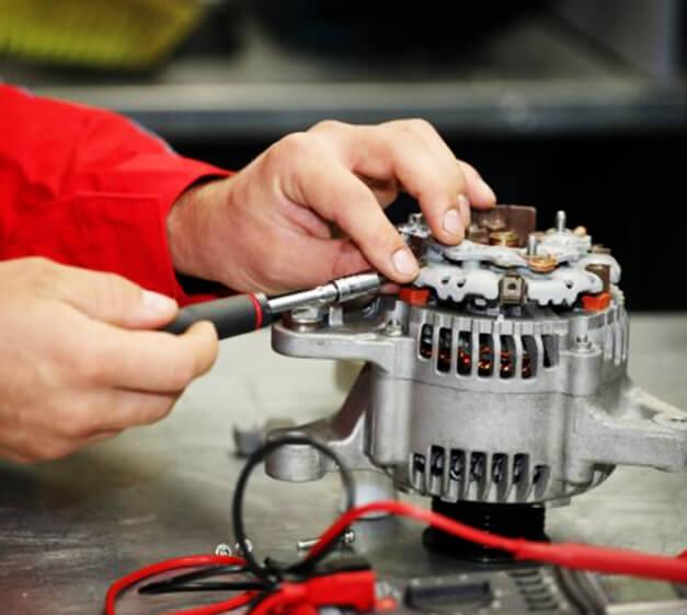 ремонт генератора в турбосто